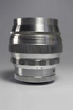 HELIOS-40 85mm f/1.5 SLR KMZ M39-M42 screw mount. Carl Zeiss Biotar copy #624739