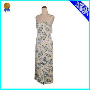 SIZE 36 Pixie Button Slip Dress for Women KOOKAI Multicoloured Sappy Silhouette