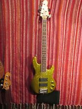 1993 G&L 5 String Sparkle Bass