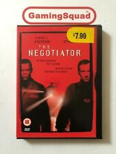 The Negotiator (Cardboard) DVD, Supplied by Gaming Squad