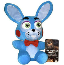 """New Funko Five Nights at Freddys Bonnie 6"""" Exclusive Plush Toy Doll"""