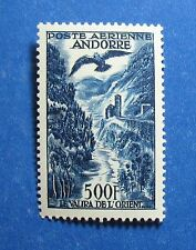 1957 ANDORRA FRENCH 500 Fr SCOTT# C4 MICHEL # 160 UNUSED                 CS28151