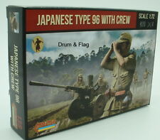 Strelets Set 139 Japanese Type 96 AA/AT Gun WW2 1/72 Scale