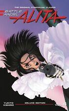 BATTLE ANGEL ALITA DELUXE EDITION VOL #4 HARDCOVER Kodansha Comics HC