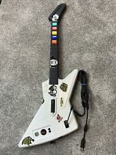 Guitar Hero Xbox 360 Xplorer Wired Controller 95065 Gibson RedOctane TESTED
