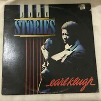 Life Stories Eare Klugh Long Play Vinyl LP