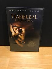 Hannibal Rising (DVD, 2007) Like New