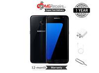 Samsung Galaxy S7 Edge  32GB 64GB   Unlocked   Various Grades   All Colours