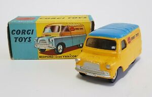"Corgi Toys No. 422, Bedford 12 cwt Van ""Corgi Toys"", - Superb Nr Mint Condition"