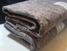 2 COUNT - MILITARY GRADE LARGE WOOL SURVIVAL-PREPPER-EMERGENCY-DISASTER BLANKETS