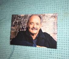 Louis Chedid Photo Dedicace Autograph