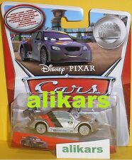 M - MAX SCHNELL with METALLIC FINISH - International Version WGP 4 Disney Cars 2