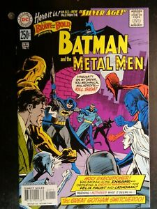 DC  the Brave and the Bold  #1  Batman And The Metal Men  2000