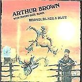 Arthur Brown Jimmy Carl Black - Brown, Black & Blue CD 2009 NEW SEALED Zappa