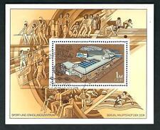 Germany (DDR) -  1981 S/S  Scott #2177.........N74...........S7O21