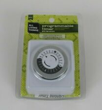 New Reptile All Living Things Programmable Timer Plug In ALT-14-421