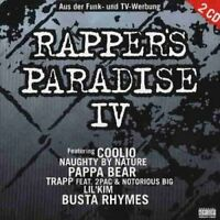 Rappers Paradise IV (1997) Coolio, Naughty by Nature, Pappa Bear, Lil' .. [2 CD]