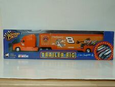 Action Racing NASCAR Winners Circle Dale Earnhardt Jr Trailer Rig 8 Looney Tunes