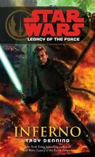 Inferno Star Wars: Legacy of the Force Paperback