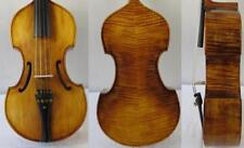 "Baroque style SONG Maestro instate Frets 4string 15 1/2"" viola da gamba #10362"