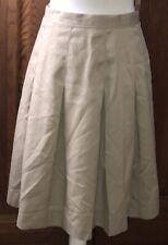 Becky Thatcher Khaki School Uniform Size 18 Teen