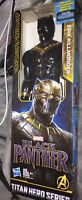 Marvel Black Panther Titan Hero Series 12-inch Erik Killmonger Figure Hasbro New