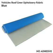 Blue Car Interior Roof Liner Headlining Replacement Fabric Upholstery 54