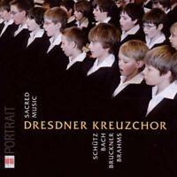 Dresdner Kreuzcho -Otto/Staatskapelle Dresden - Sacred Music [CD]
