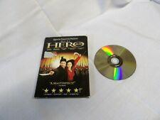 Dvd - Hero - Jet Li - Director: Yimou Zhang, Zhang Yimou