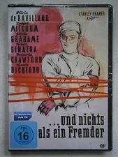 """DVD """"...und nichts als ein Fremder"""" - Robert Mitchum NEU + original verschweißt!"""