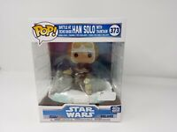 Funko Pop! Deluxe Star Wars: Battle at Echo Base Series - Han Solo and Tauntaun,