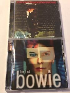 DAVID BOWIE Station To Station CD BRAND NEW & SEALED RARE +BONUS Best Of CD SET