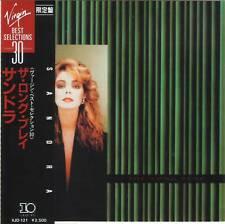 SANDRA - THE LONG PLAY (1985) Synth Pop Disco CD+OBI Jewel Case+FREE GIFT