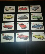 "12 Figurine Sidam Torino ""Auto International Parade""(1)"