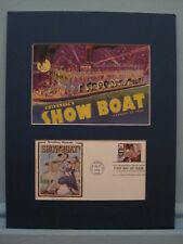 Broadway musical - Showboat & First Day Cover
