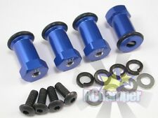 GPM ALUMINUM 12MM HEX 17MM EXTEND ADAPTER B TRAXXAS 1/10 SLASH STAMPEDE 4x4