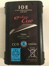 IDX CUE-D75  Endura Cue, 73Wh ,Li -ion v-mount Battery