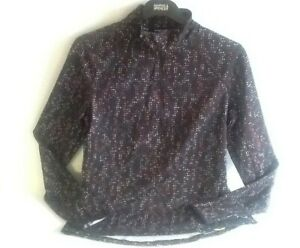 M&S Goodmove Long Sleeve Running/ Gym Top Quick Dry  Size 12 New Tags