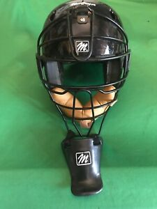 Catcher mask helmet MacGregor
