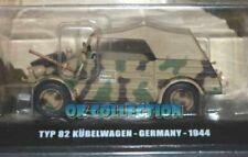 1:43 Military Model TYP 82 KUBELWAGEN (Germany 1944) _ DeAgostini (07)