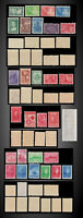 1943 TO 1948 LOT COMPLETE ISSUES H LH VLH SCT.380-381 387-385 402-405 431-440