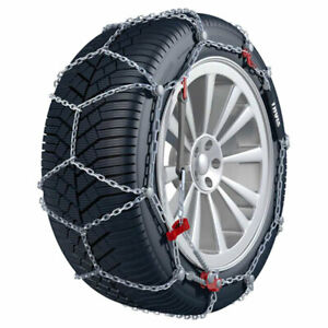 SNOW TIRE CHAINS THULE-KONIG CD-9 GR 090 195/80-14 9 mm THICKNESS