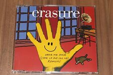 Erasure-Make Me Smile (come up and see me) (Remixes) (2003) MCD) (lcdmute 292)