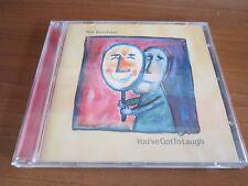 CD - Nik Kershaw - You´ve got to laugh