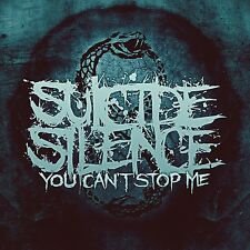 SUICIDE SILENCE - YOU CAN'T STOP ME 2 CD NEU