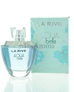La RIve Aqua Bella Perfume For Women  Eau De Parfum 3.3 Oz 100 Ml Spray