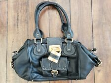 CHLOE PADDINGTON BAG (BLACK)
