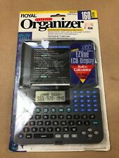 Royal Personal Organizer DM70Plus Business LCD Display Electronic Assisstant 1KB
