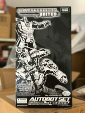 TAKARA TOMY Transformers United Autobot Set 2010 E-HOBBY Limited Edition
