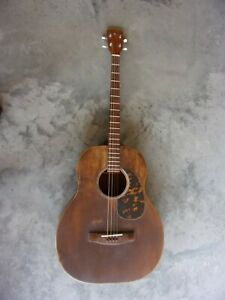 """Tenor Guitar - Solid Spruce/Cocobolo/Ovangkol - KG-11 size - 25.5"""" scale"""